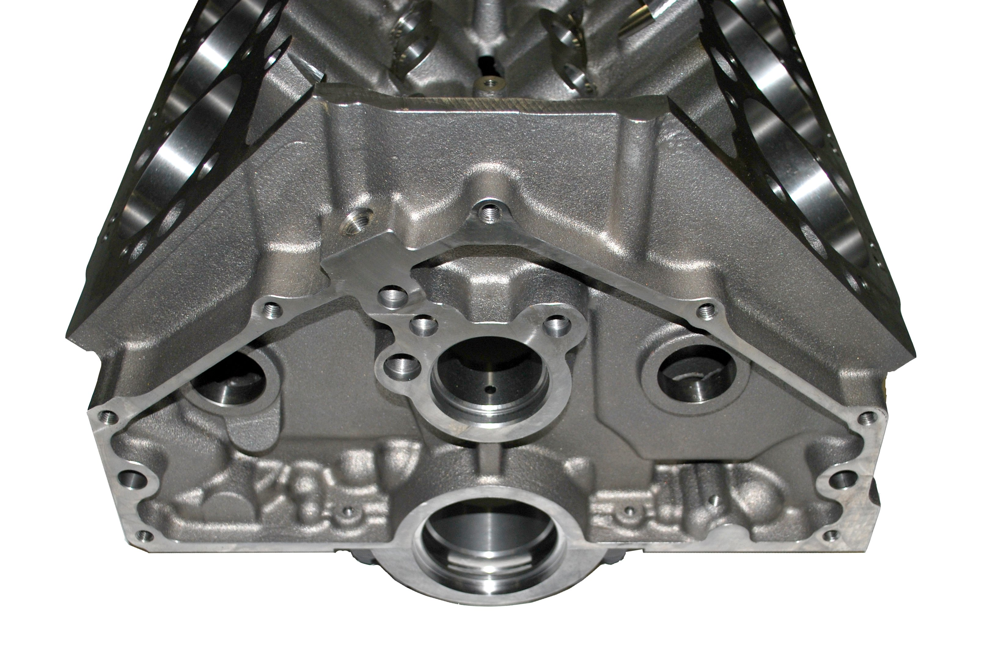 Generation Gap: Big-Block Chevy OE And Aftermarket Block