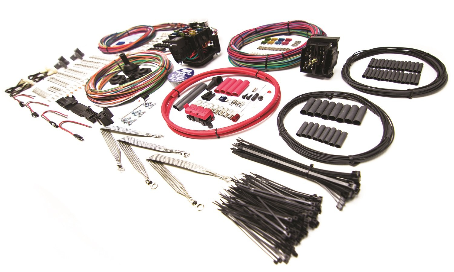 painless wiring harness and chassis painless products releases pro series chassis wiring harnesses  pro series chassis wiring harnesses