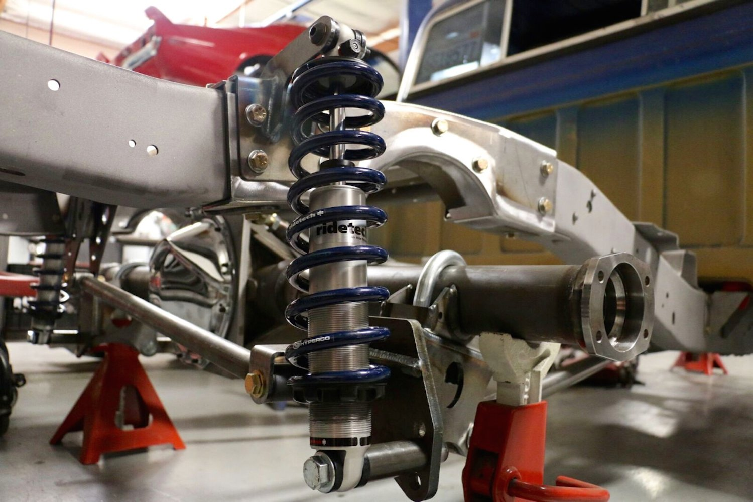 What Goes Into Designing A New Suspension For Your C10?