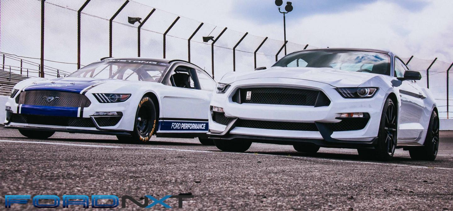 Mustang is dressed for success in nascar cup series racing next year