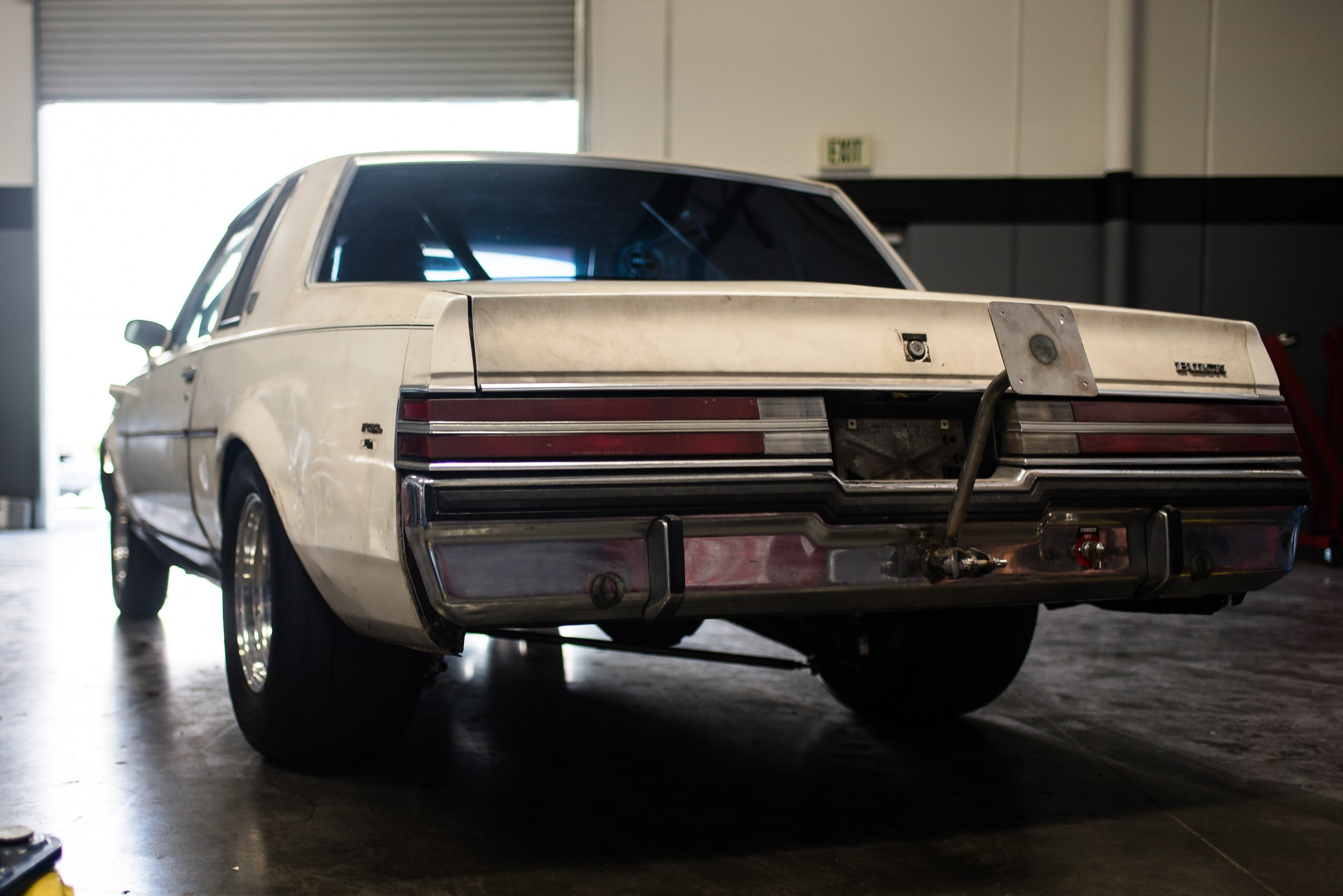 The Cars Of The $10K Drag Shootout: Team Boddie's '84 Buick Regal