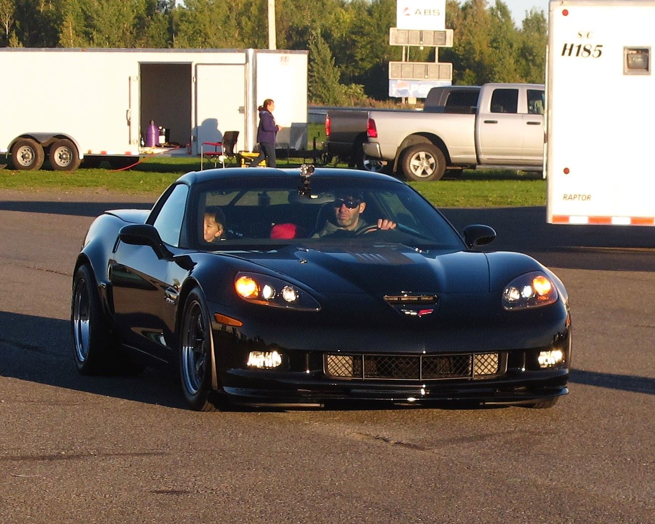 Competitive Edge: A Look At Sebastien Imbeault's 9-Second N/A Z06