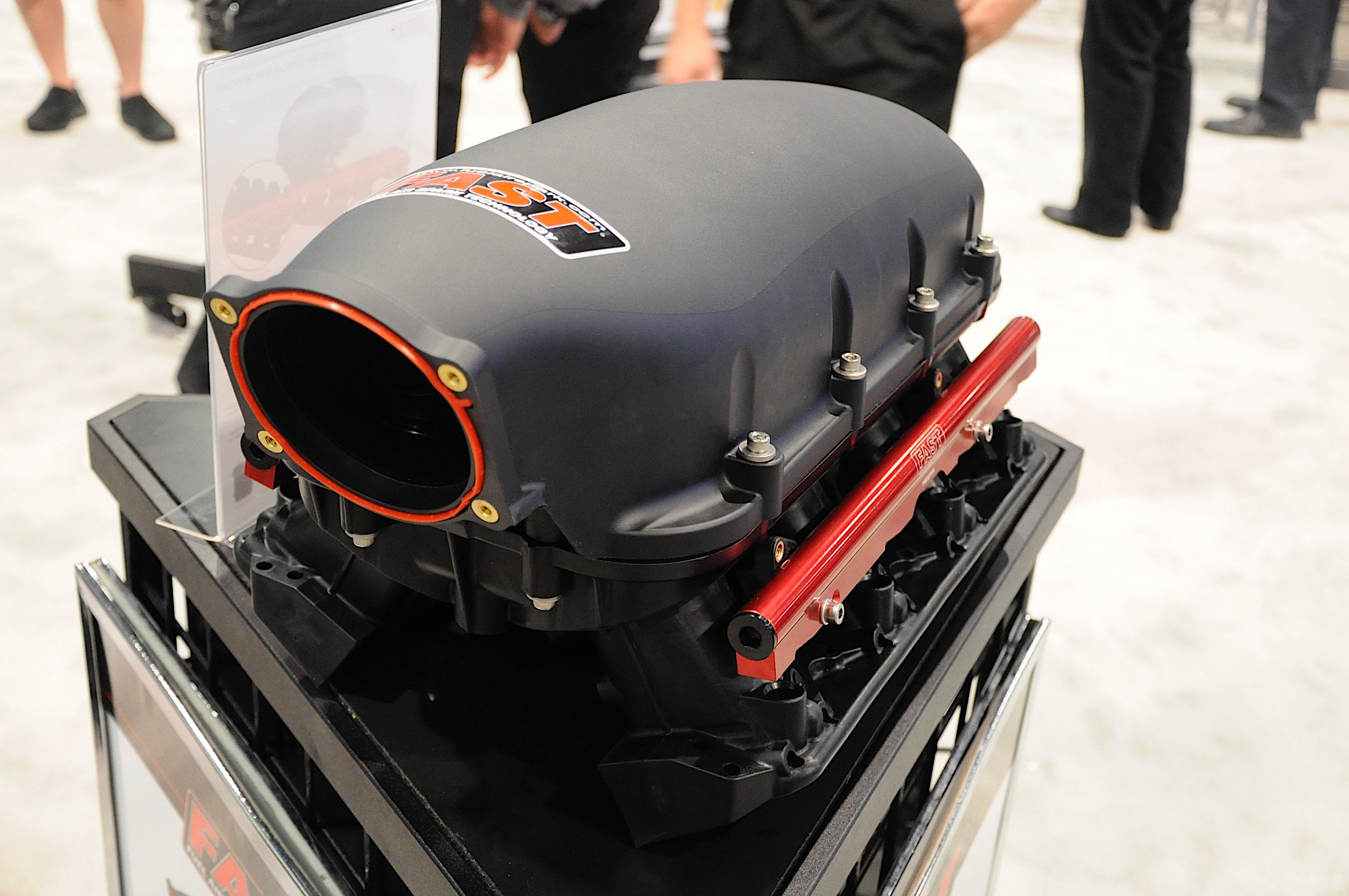 A New Contender: The LSXHR 103mm High-Rise Intake From FAST