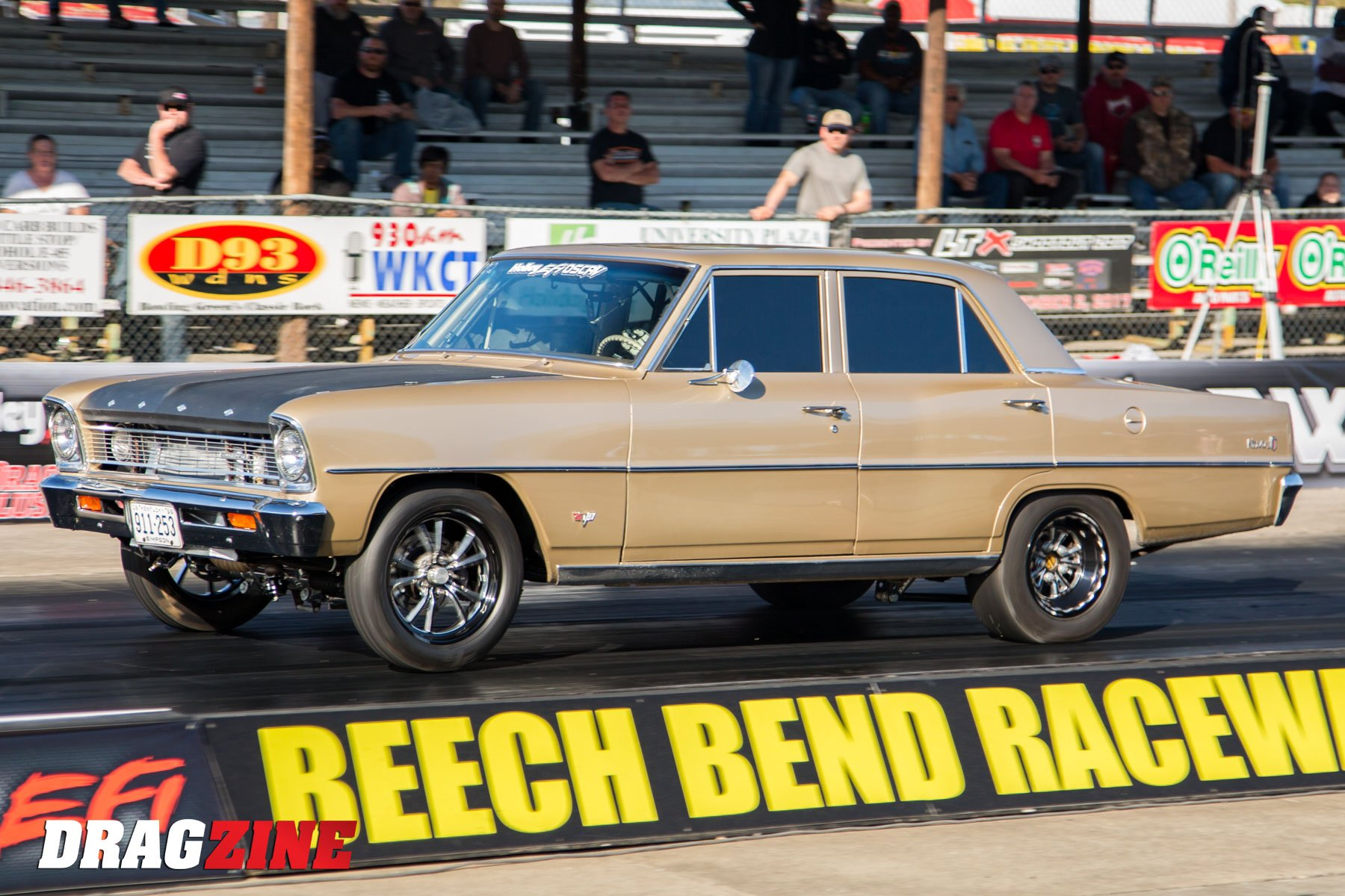 Four Door Fun Heath Forshee S Boosted 1966 Chevy Ii Gracie