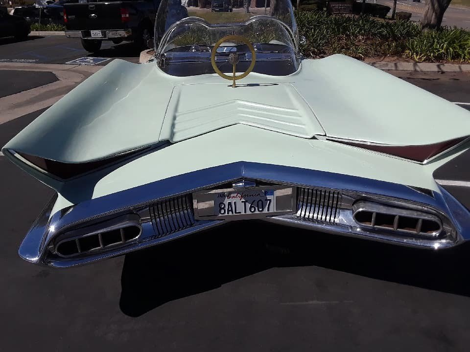 The Great Sacrifice Lincoln Futura Morphs Into Barris Batmobile