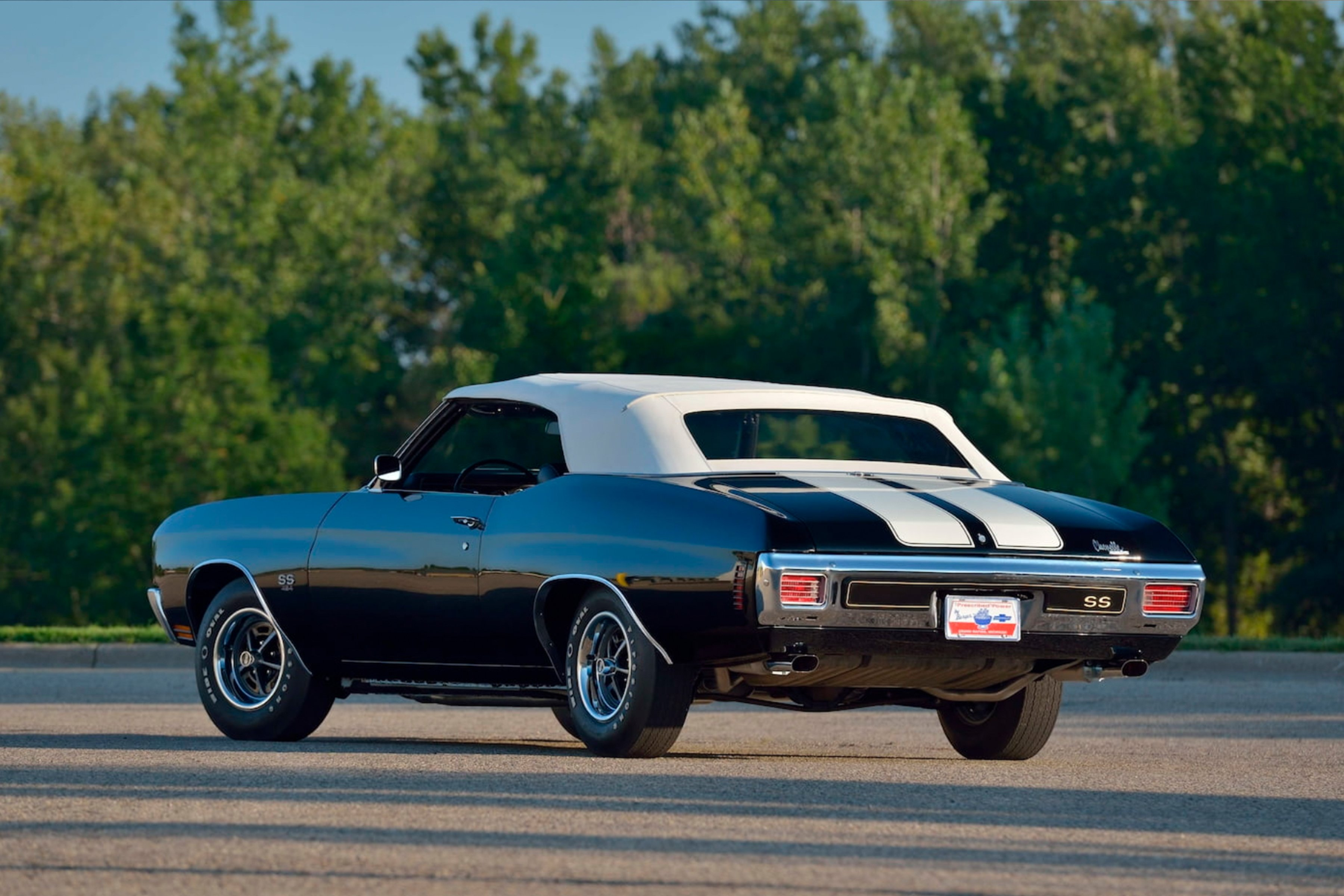 Main Attraction: 1970 Chevelle LS6 Convertible