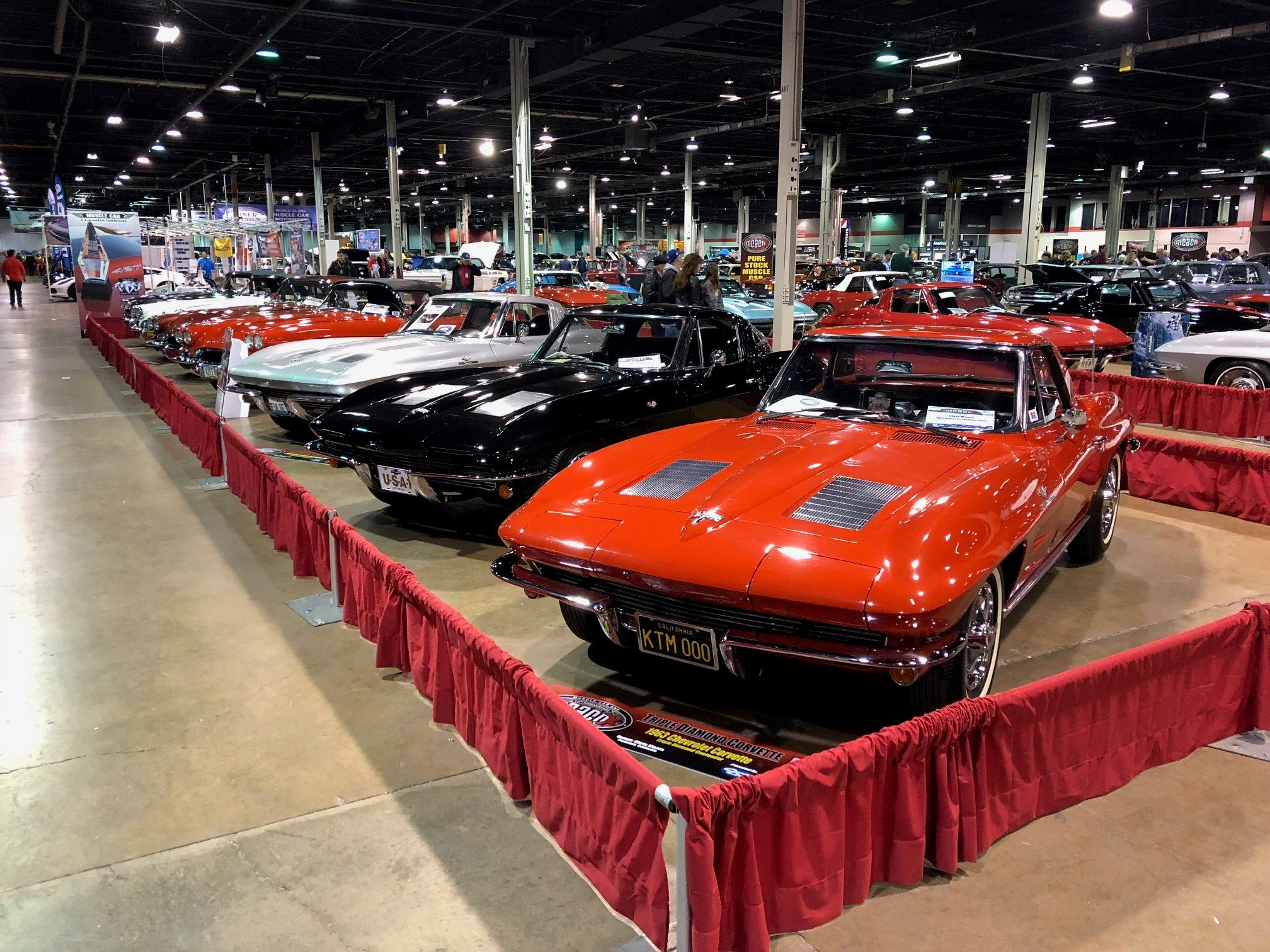 Muscle Car And Corvette Nationals Is Another Winner Corvette Online