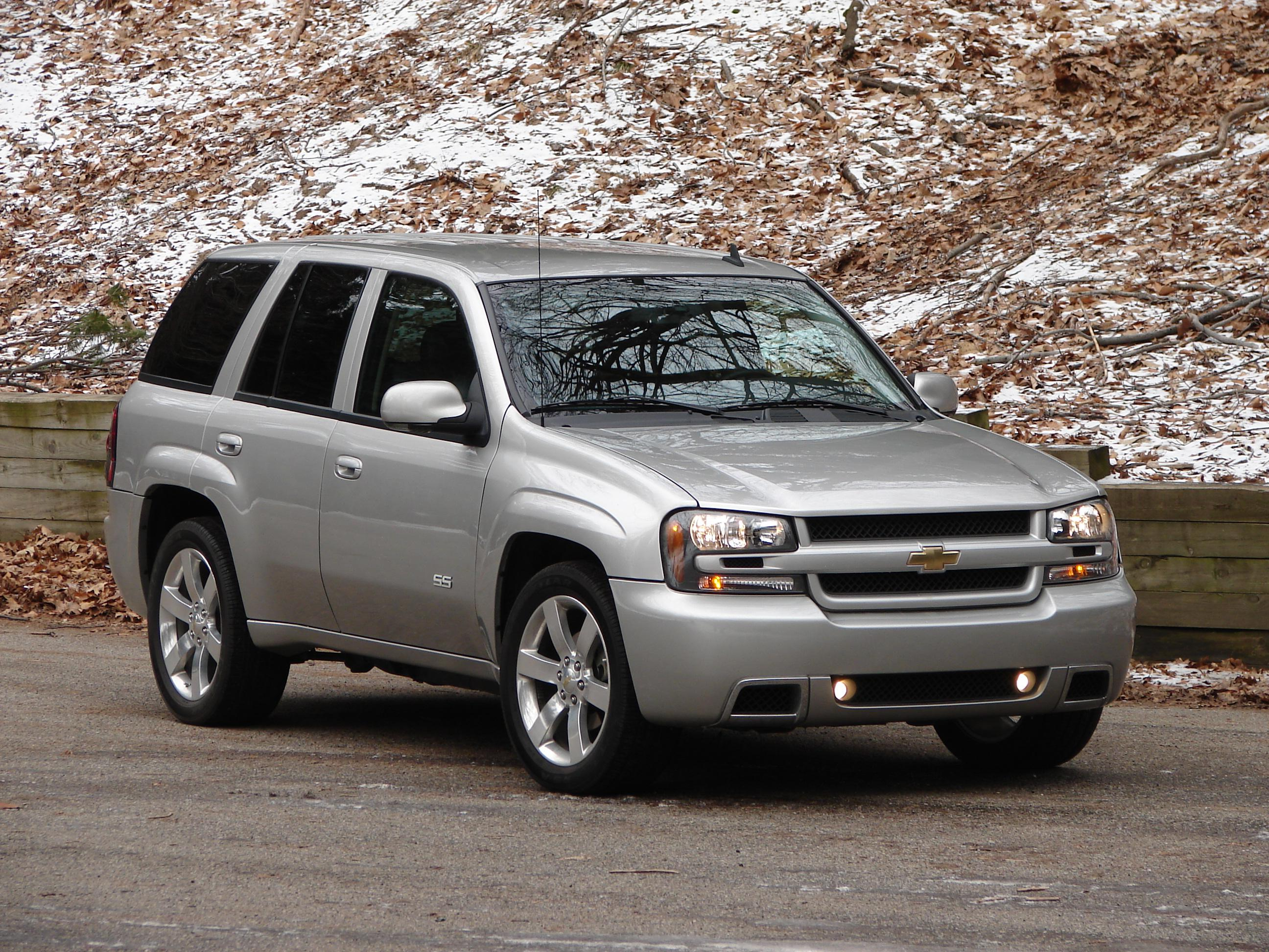 "The 2006-'09 Chevy trailblazer SS""S""ECRET ""S""ERVICE: The ..."