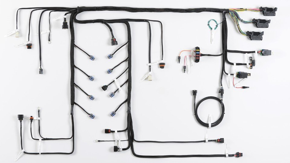 Wire It Up Ls Swap Harness Options On A Budget