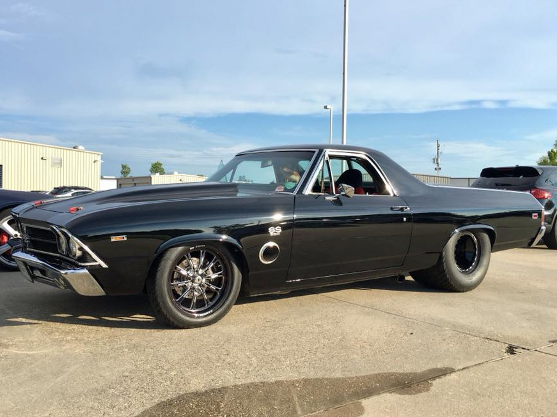 Hauling Horsepower Mike Alleman S 9 Second 1969 El Camino Ss