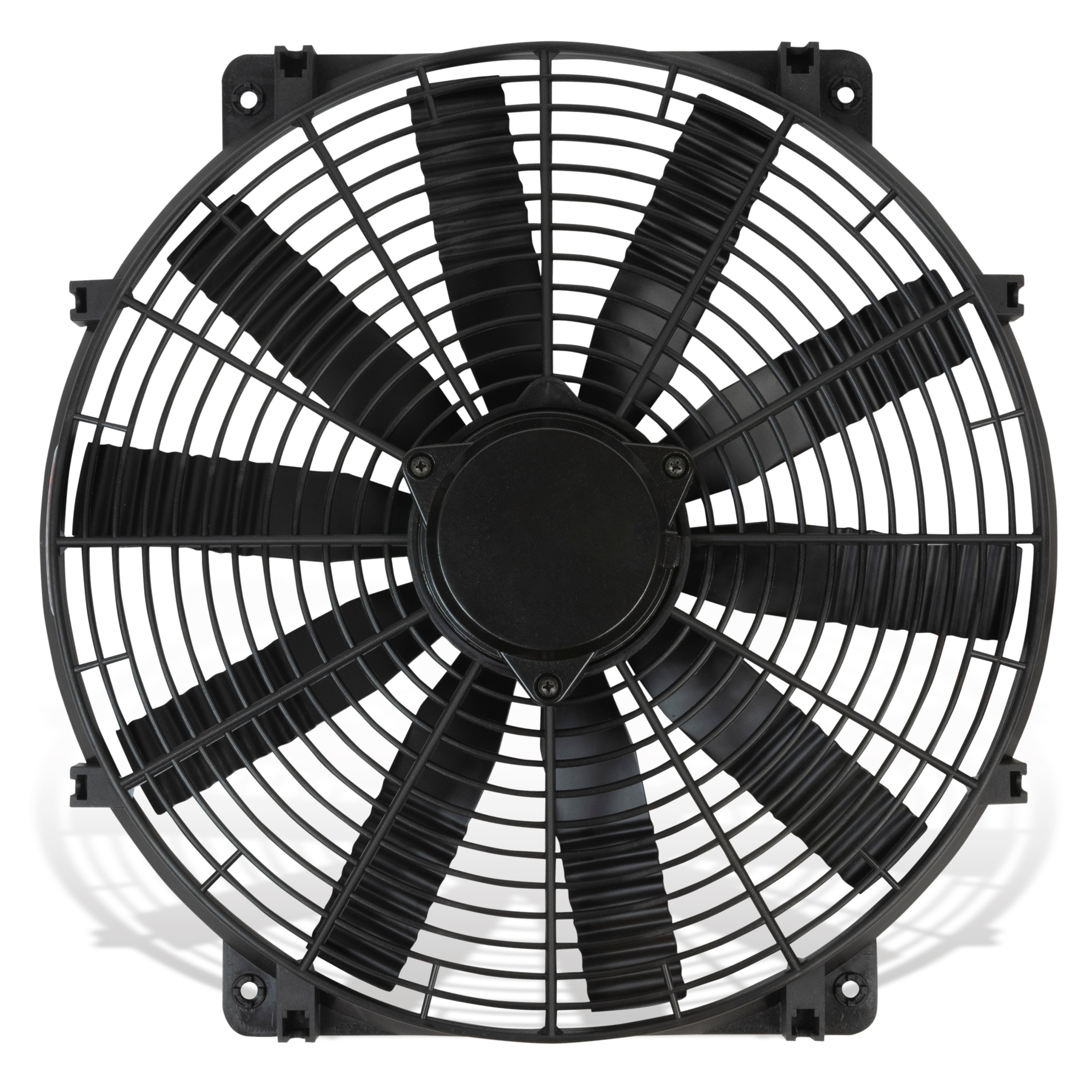 3 000 cfm flex wave lo boy electric fan from flex a lite Simple DC Motor with an output of 3 000 cfm you might imagine a really big electric motor wrong