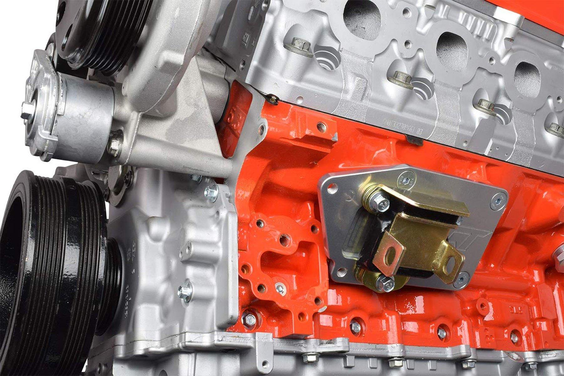 New Lt1 Engine Problems