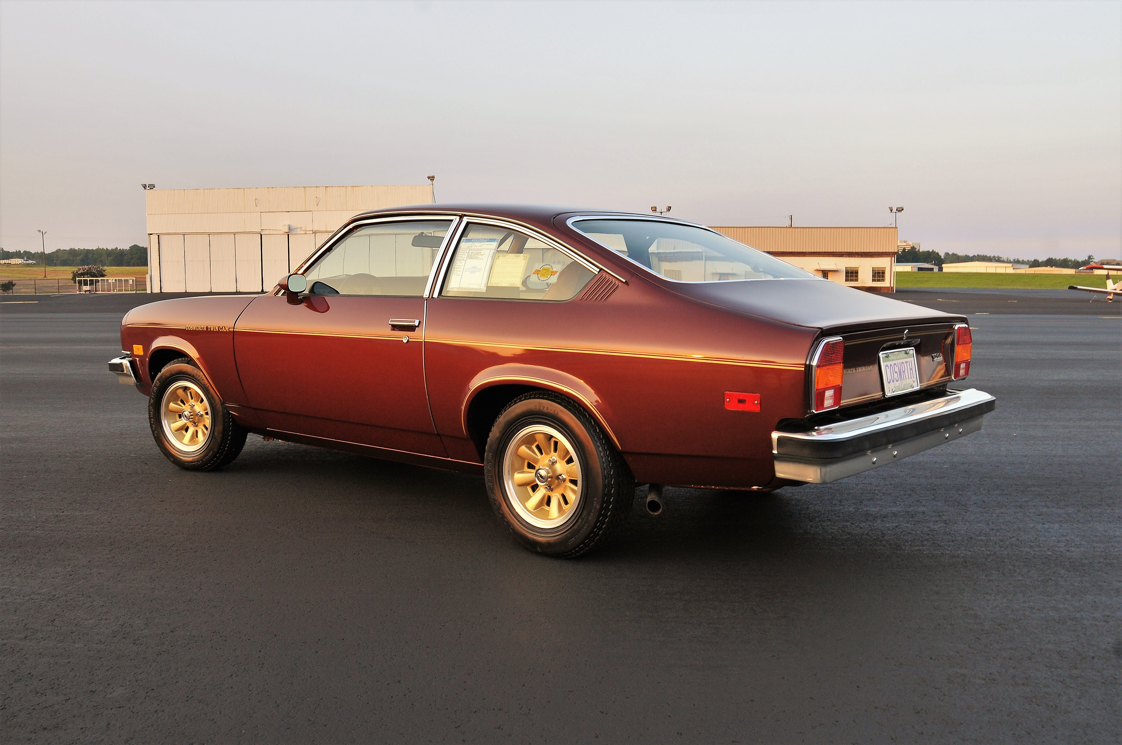 The Cosworth Vega Chevy S Muscle Bound Econobox