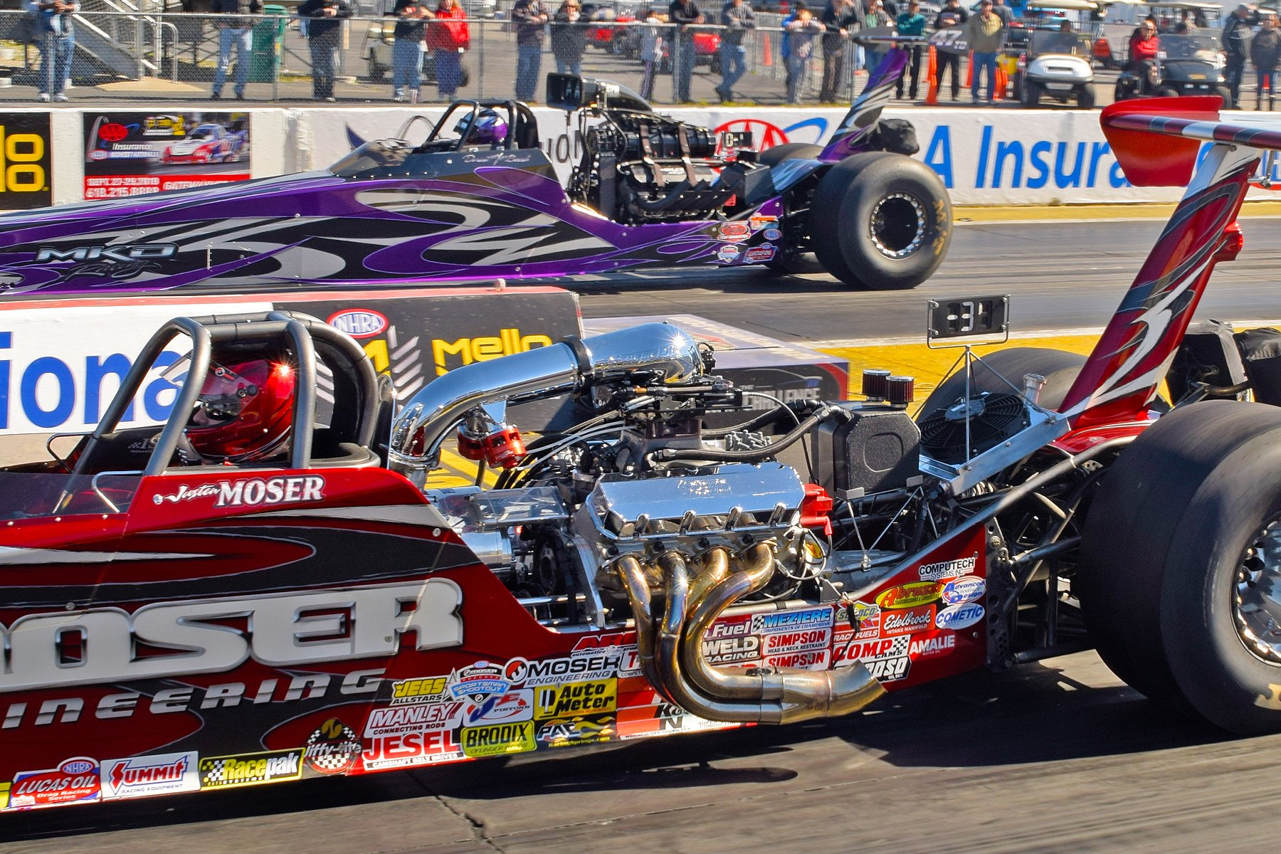 Top Sportsman and Top Dragster: Racing On Top Of The Sportsman World