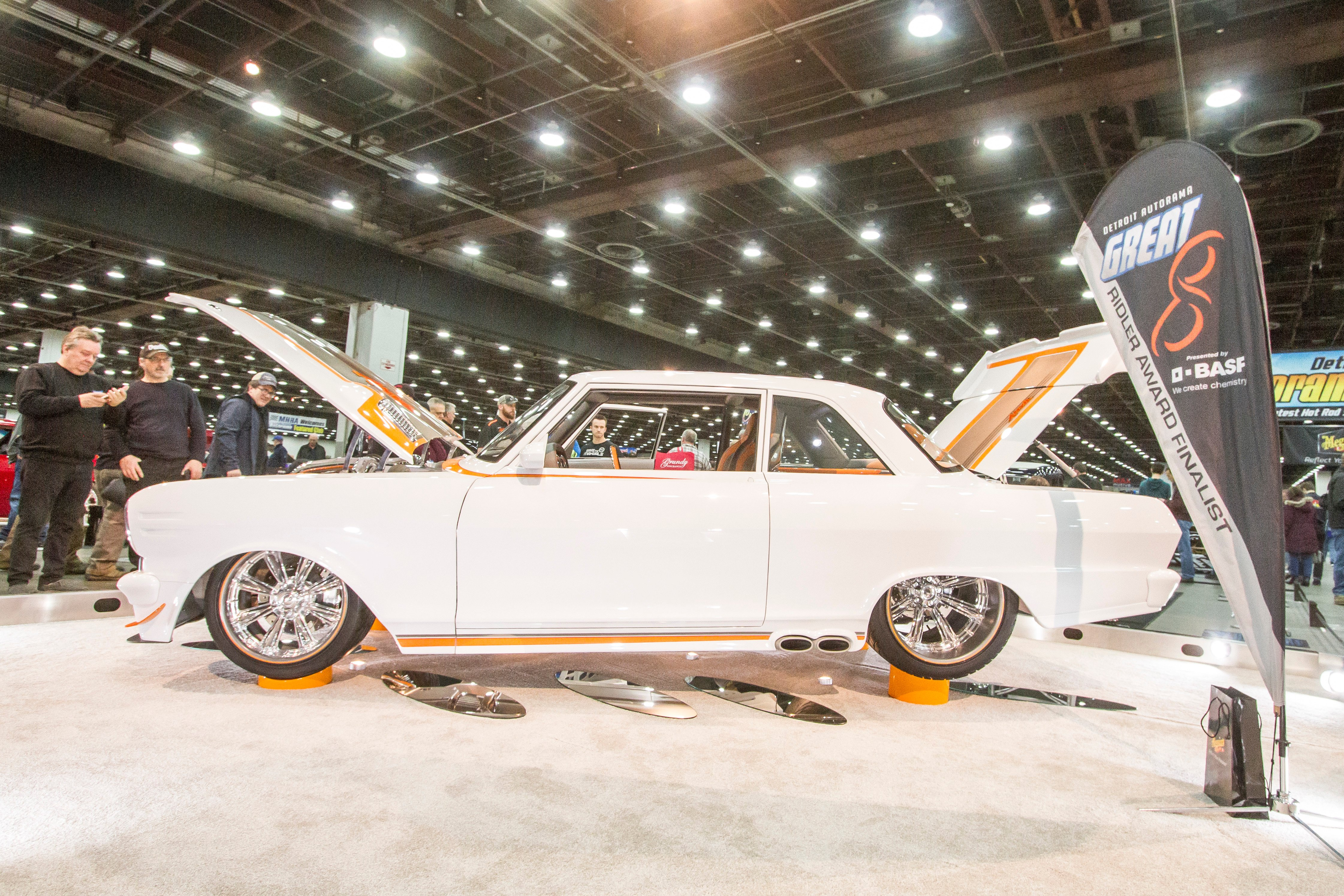 2019 Detroit Autorama - Hot Rods, Muscle Cars, And
