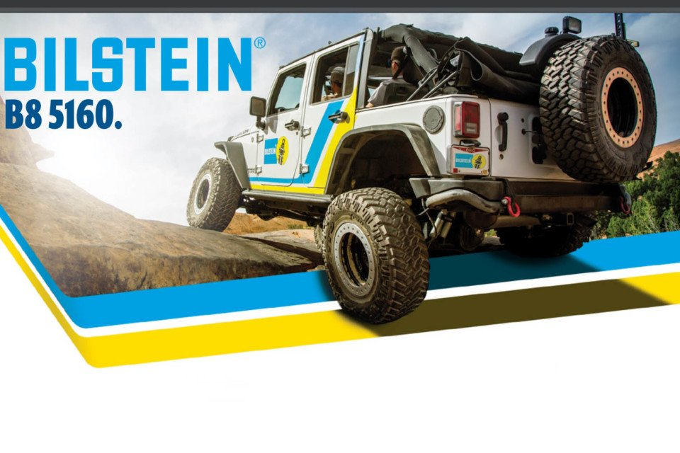 Bilstein 8125 Series Off-Road Shock Absorbers for Lifted ...  Bilstein Off Road