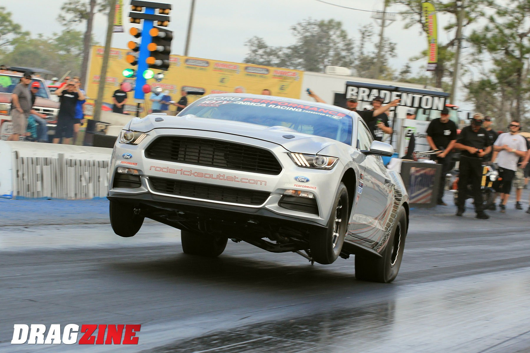 The Ford Coyote Engine Continues To Shine As A Performance Workhorse With Blistering Numbers Showing Up At Drag Strip All Levels Of Racing