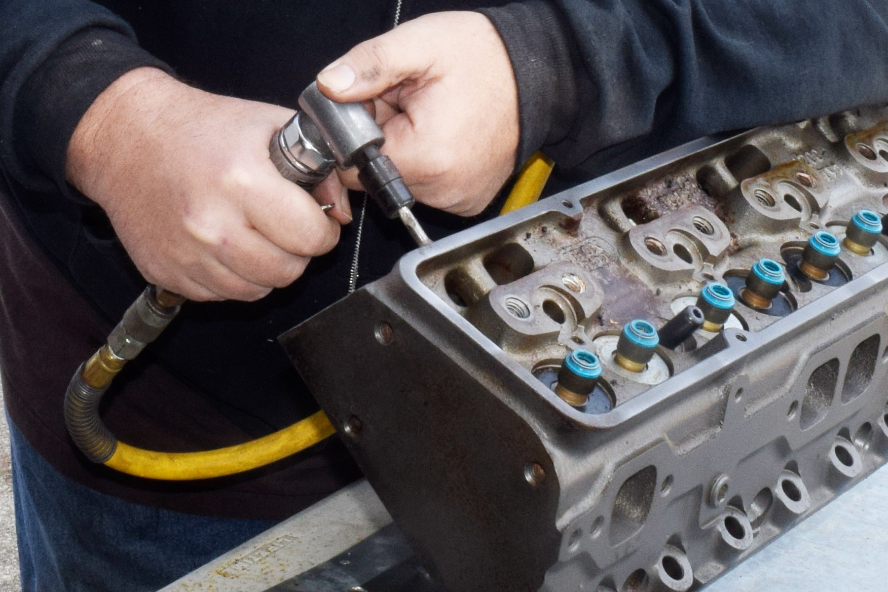 Cylinder-Head Porting Basics For The Home Enthusiast