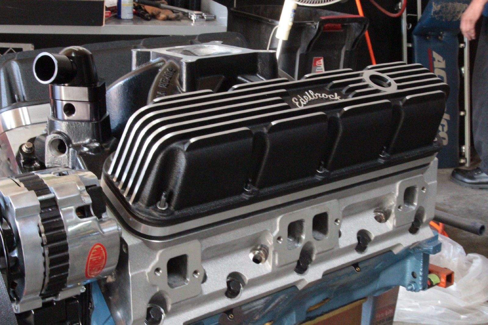 Project Track Attack: 408ci Small Block Mopar Build — Part 2