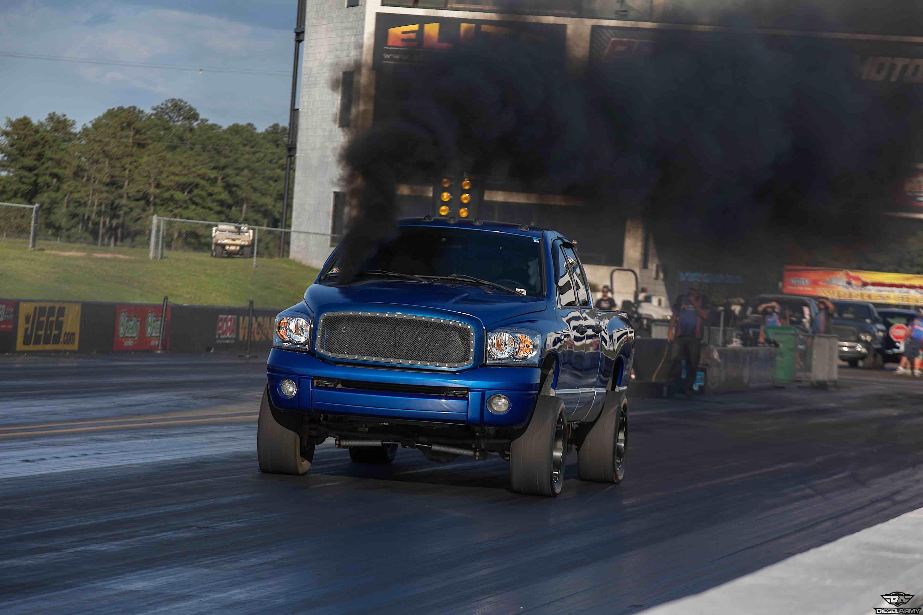 ODSS Round #3: Hollyrock Customs Summer Diesel Showdown in Virginia