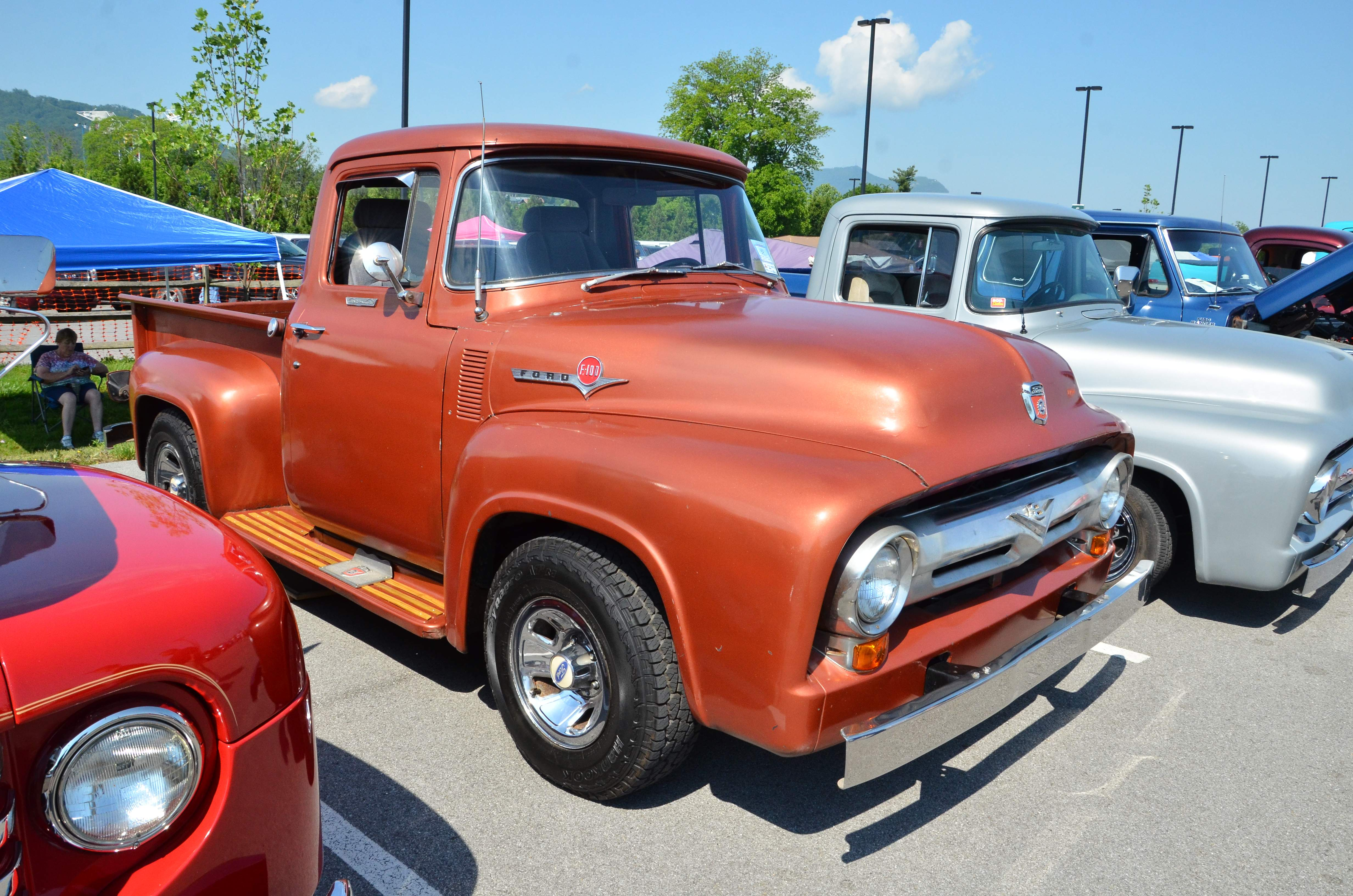 Our Top Five Ford Trucks From The F100 Reunion