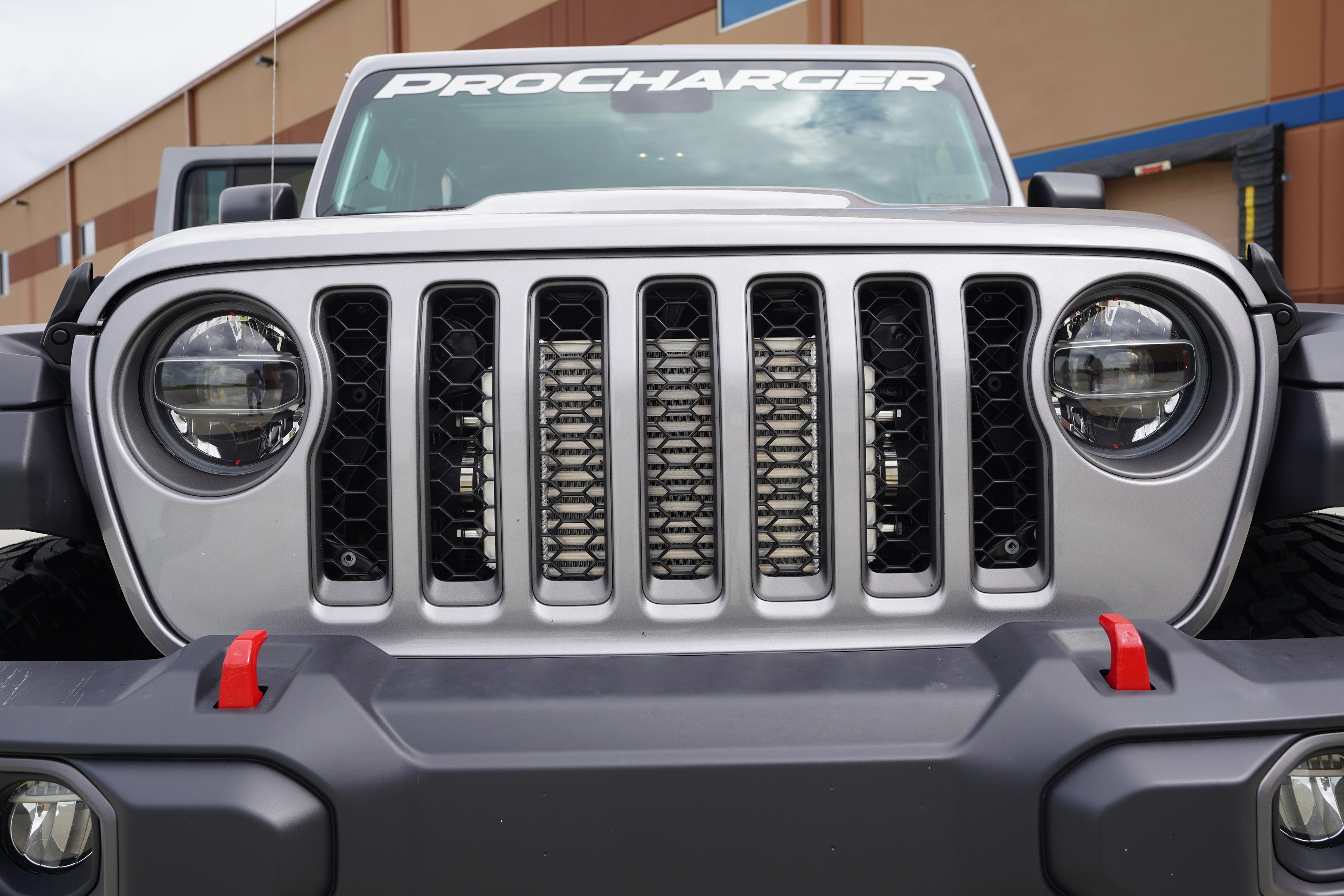 ProCharger's P-1SC-1 Supercharger Comes To The Jeep Gladiator