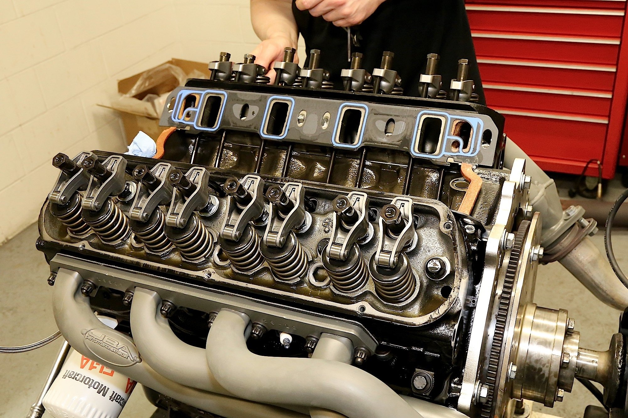 Dyno Test: ReKreating the Ford 289 K-code V8 – Part II