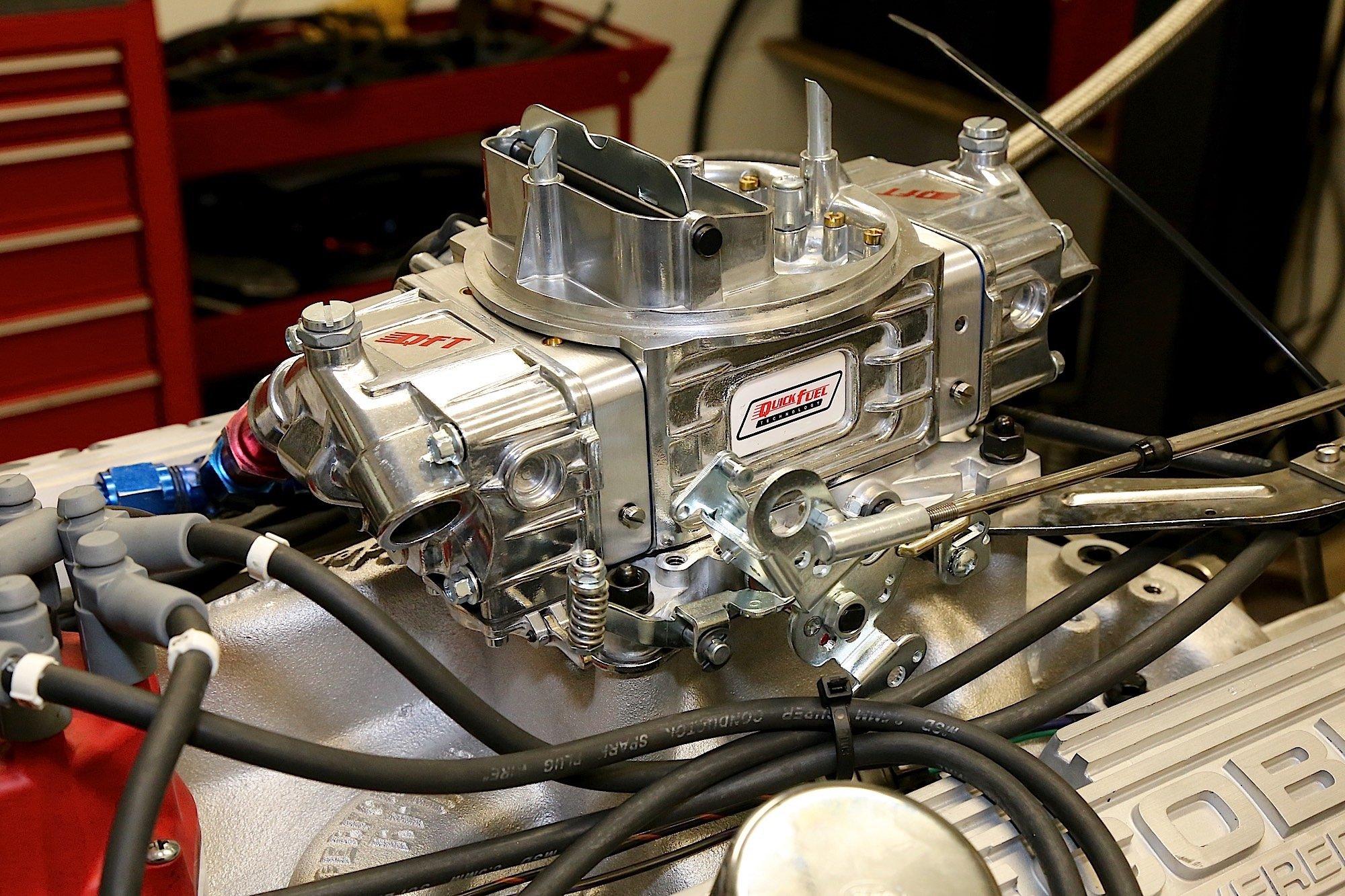 Dyno Test: ReKreating the Ford 289 K-code V8 – Part II