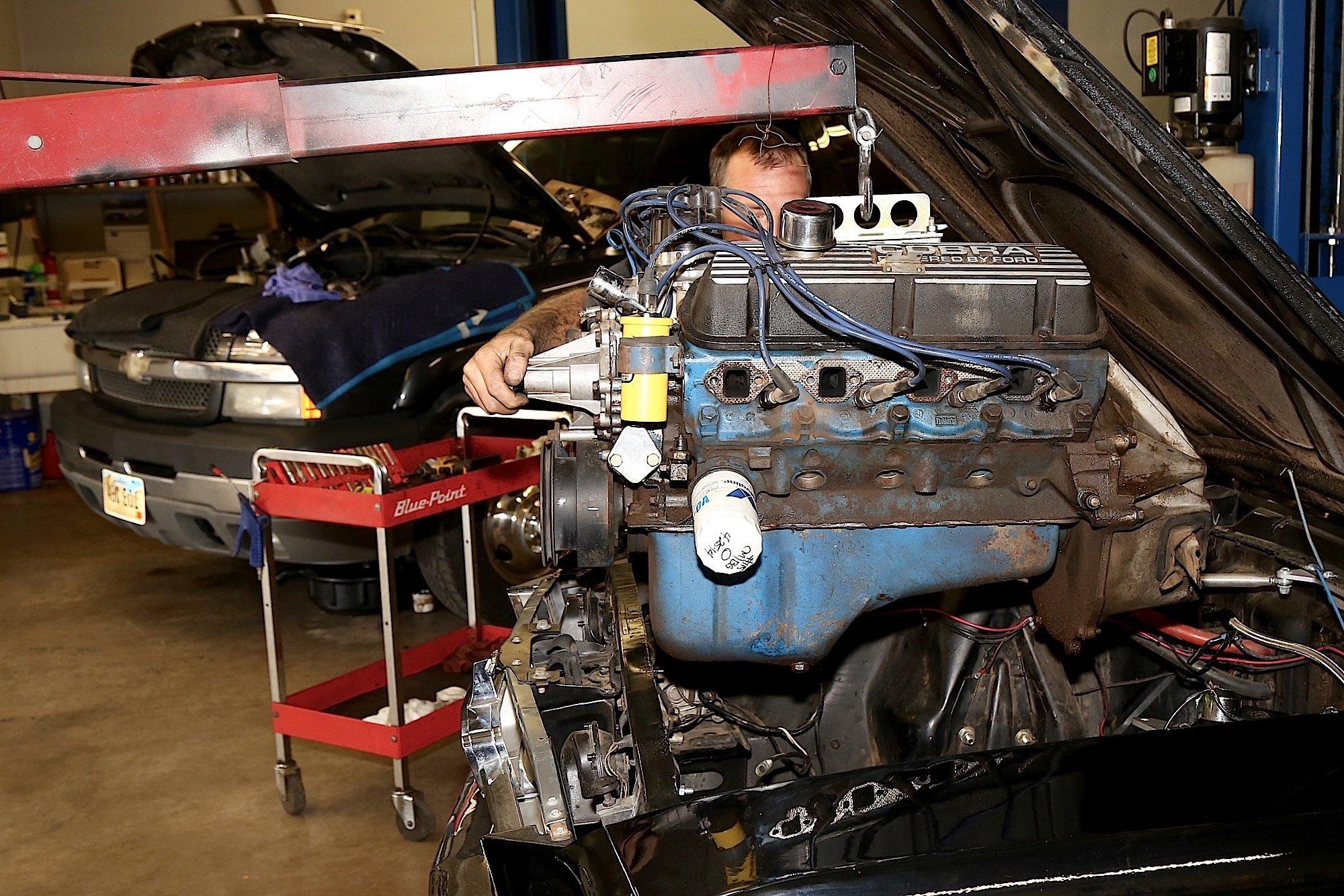 ReKreating The Famed Ford 289 K-Code V8 — Part I