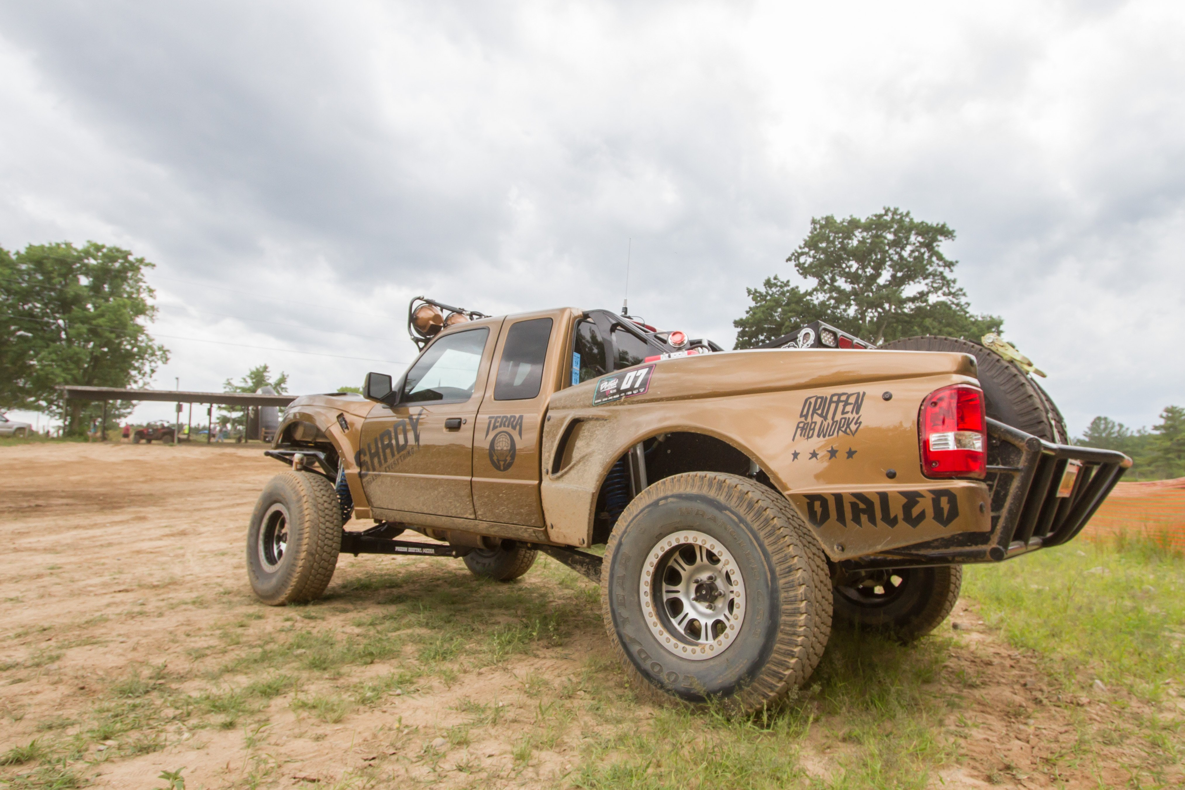 Michigan Long Travel Ranger Goes Big At The Midwest Dirtfest