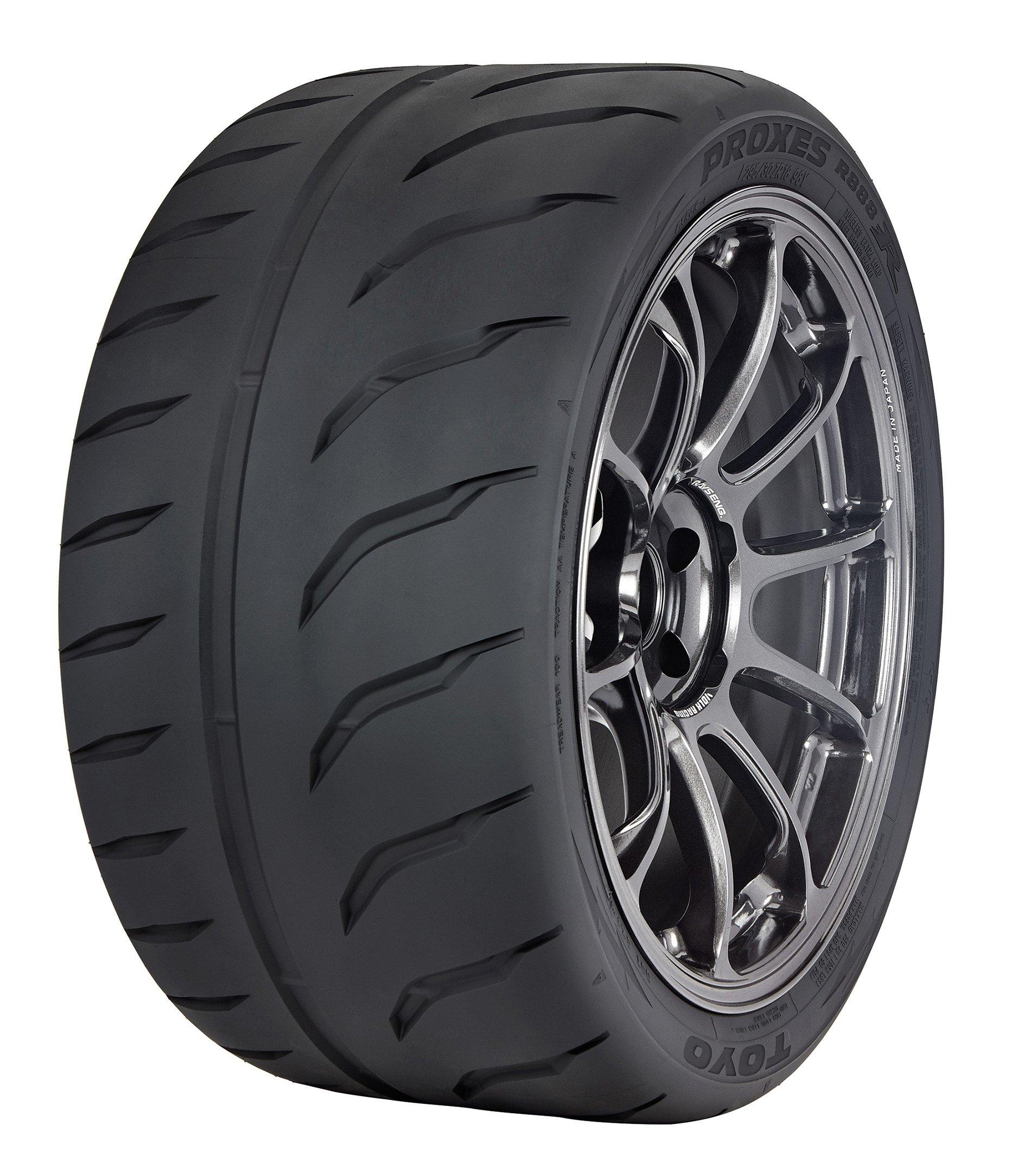 toyo tires inch rubber mopar proxes r888r specific 40