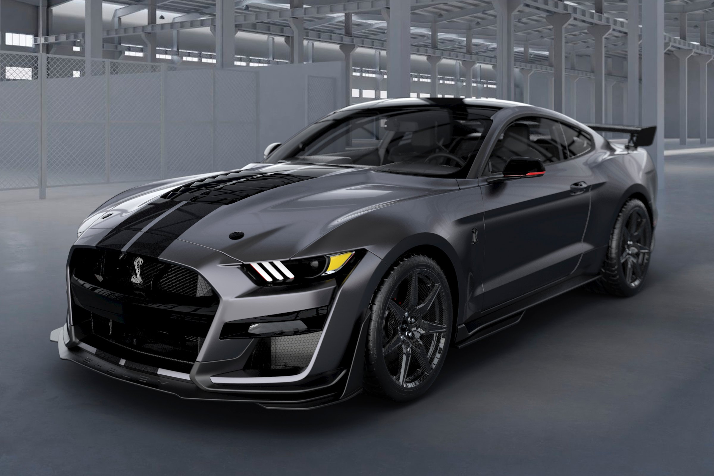 You Could Win A Unique 'Venom' 2020 Shelby GT500 For Just $10!
