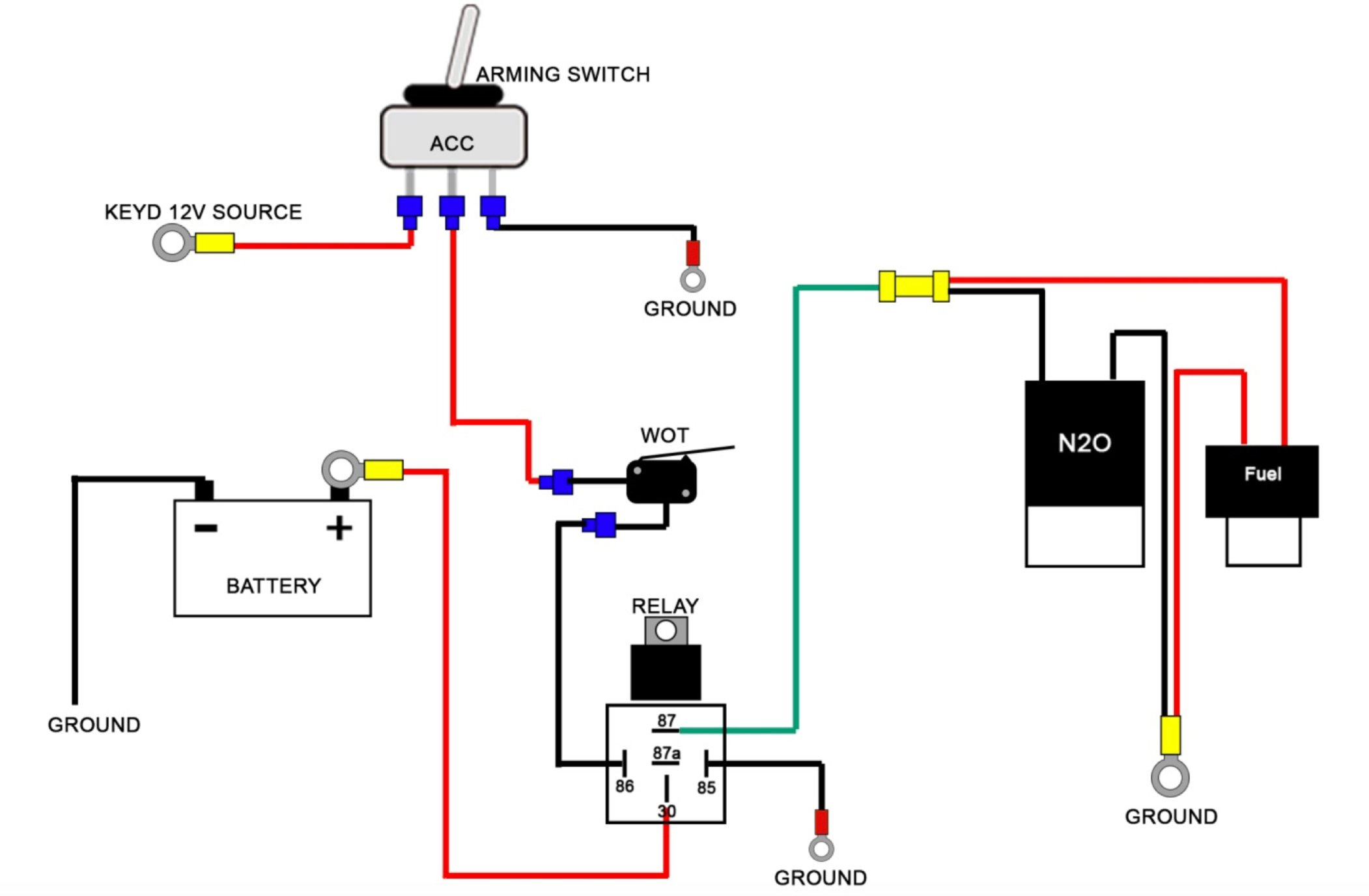 Nitrous Wiring Diagram - seniorsclub.it cable-field -  cable-field.seniorsclub.it | Wilson Nitrous Wiring Diagram |  | diagram database