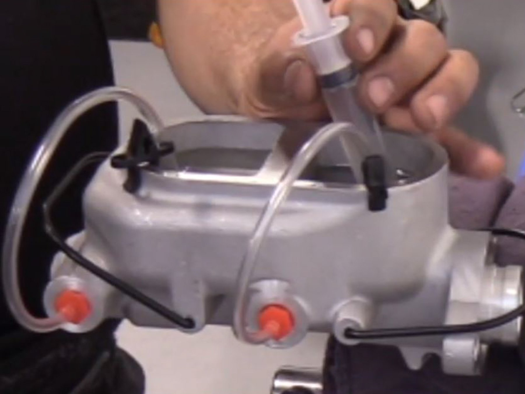 Incredible Brake Tip Learn To Bench Bleed A Master Cylinder With Cpp Pdpeps Interior Chair Design Pdpepsorg