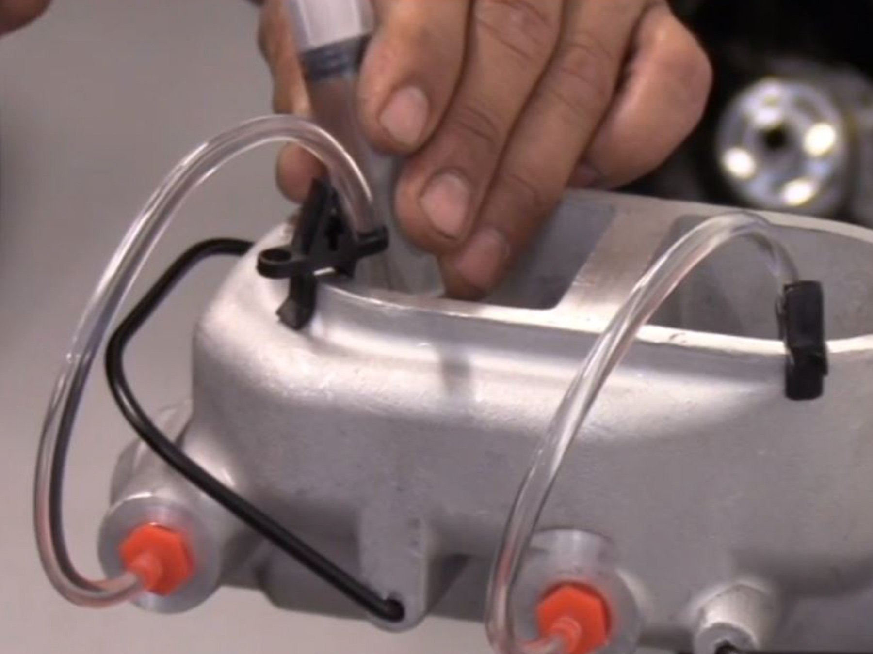 Awesome Brake Tip Learn To Bench Bleed A Master Cylinder With Cpp Pdpeps Interior Chair Design Pdpepsorg